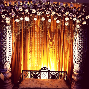 Wedding Event Decoration