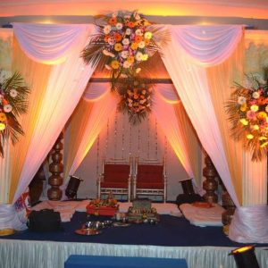 Decoration of Wedding