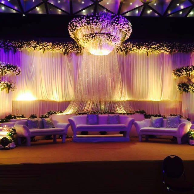 Decoration of Wedding Events