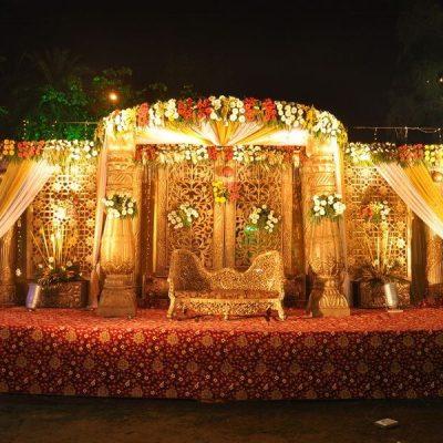 Wedding Stage Decoration Photos