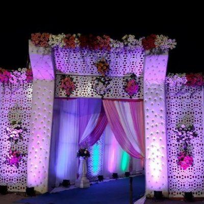 Wedding Event Gate