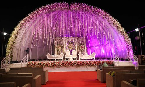 Wedding Stage Decoration Images